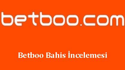 Betboo Bahis İncelemesi