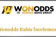 Wonodds Bahis İncelemesi
