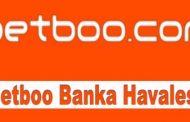 Betboo Banka Havalesi