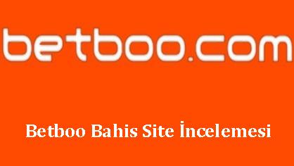 Betboo Bahis Site İncelemesi