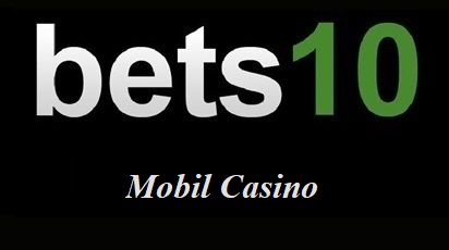 Bets10 Mobil Casino