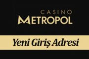 CasinoMetropol Yeni Giriş! Casinometropol169