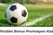 Ultrabet Bonus Promosyon Kodu