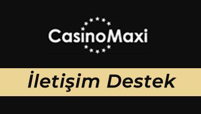 Casino Maxi İletişim Destek