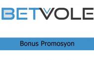 Betvole Bonus Promosyon