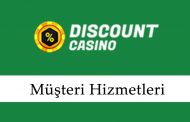 Discount Casino Müşteri Hizmetleri