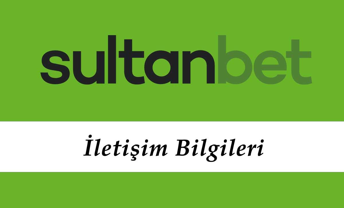Sultanbet İletişim Bilgileri