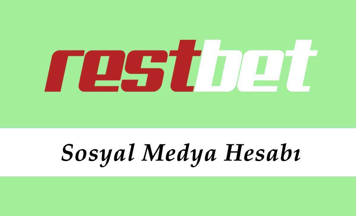 Restbet Sosyal Medya Hesabı